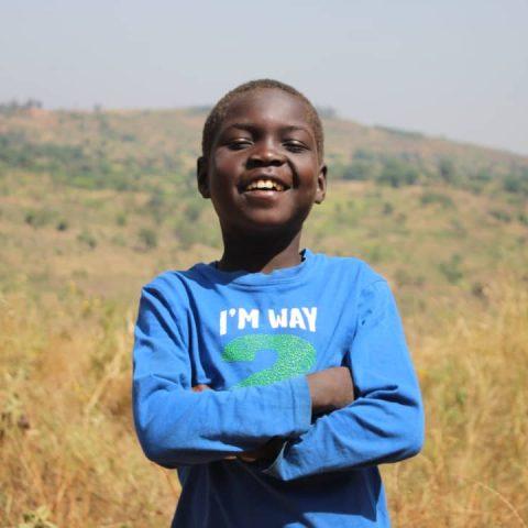 Photo of Jordan Mugisha